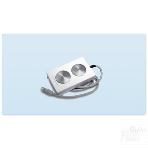 Diffusore per ultrasuoni a doppia testina, compatibile con Sonimed Excell Bisonic Wellsonic TechnoMag Biomag Hsd