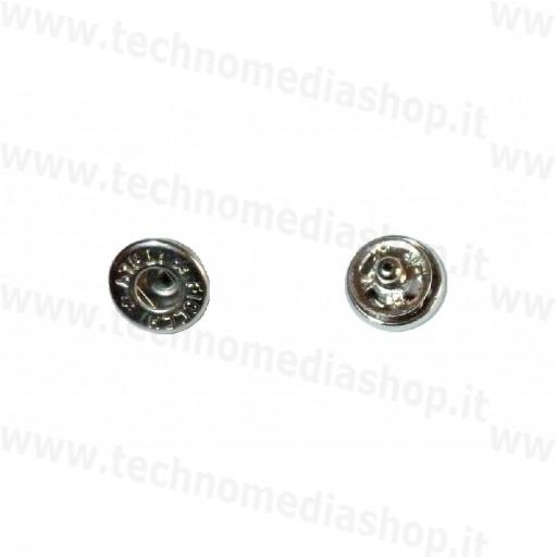 Coppia di adattatori da clip piccola 2,2mm a clip standard 4mm per elettrodi Omron E3 pm3030 ecc