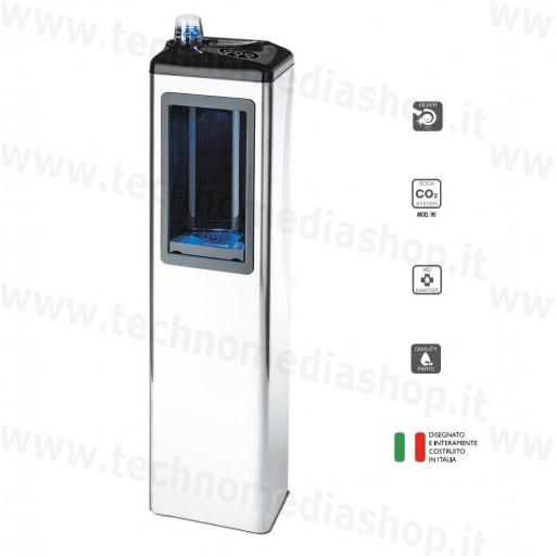 fg-ft-80 Distributore erogatore acqua filtrata fredda ambiente compatto point of use casa uffici negozi