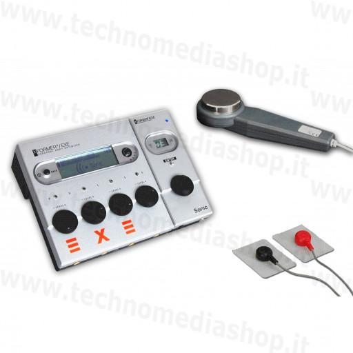 XFORMER/EXE SONIC vupiesse Ultrasuoni e Elettrostimolatore tonificazione anticellulite dolori
