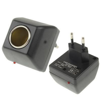 alimentatore trasformatore da 220v a 12v 900ma con presa. Black Bedroom Furniture Sets. Home Design Ideas