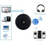 Trasmettitore BlueTooth Audio stereo Transmitter multi point per Tv Mp3 Cuffie con pila litio 5v usb jack 3.5