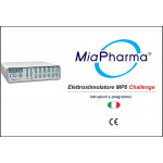 Manuale d'uso istruzioni in Italiano per elettrostimolatore Mp6 challenge Miapharma