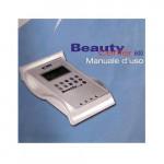 Manuale d'uso italiano elettrostimolatore beauty center 600 biosan world corporation catania
