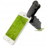 Microscopio universale lente aggiuntiva per smartphone tablet da 60X a 100X ingrandimenti