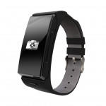 Sport watch bluetooth orologio con auricolare integrato Usmart App per android ios colore nero