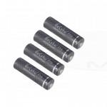 4 Pile ricaricabili alta qualità professionale 1,2V Stilo AA ReCyko 2000mAh serie PRO
