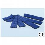 Kit di  7 fasce elastiche altezza 8cm 2x60cm; 2x80cm; 2x100cm; 1x150cm