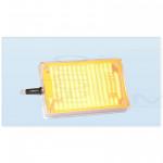 Diffusore luce pulsata 590Nm arancio per Mp6 Infra elettrostimolatore miapharma