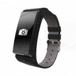 Sport watch bluetooth orologio con auricolare integrato Usmart App per android ios colore nero