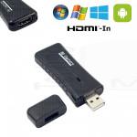 Video Capture ingresso HDMI usb per PC Win e Android acquisizione HD Registrazione A/V in TVR25 DVR
