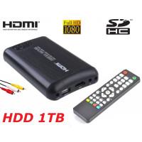 """Box 2,5"""" Memoria interna 1TB pronto all'uso, non richiede istallazione"""