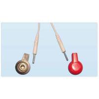Coppia Adattatori per cavi da spinotto maschio a clip femmina 4mm