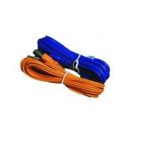 Kit 2 cavetti fili di ricambio per elettrostimolatore Tesmed Max 5 830 power 7.8 2 poli a spinotto
