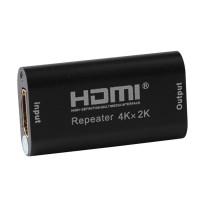 Hdmi repeater fino a 40 metri connettore amplificatore femmina per cavo video hd fullHD 4k