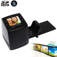 Convertitore salvare stampare negativi e diapositive in file foto scanner jpeg con display sd usb