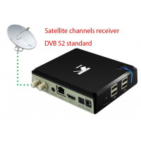 Smart Box android K1 DVB-S2