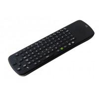 Mini Tastiera+MousePad wireless 2,4ghz con audio e mic integrato