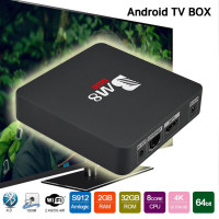 Smart Tv Box Android 6 BM8 Pro Ram 2GB Rom 32GB S912 Octa Core Cortex-A53 UHD 4k Kodi Bluetooth