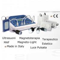 N.B. La Testina a puntale per ultrasuoni è un ACCESSORIO OPZIONALE