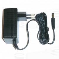 Caricatore pacco batteria Litio li-ion 220V 11,1V-12,6V 3S 2000mA Jack 5,5x2,1mm