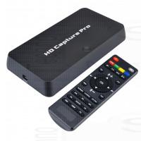 Video Capture Full-HD registratore audio video programmabile telecomando acquisizione da Hdmi Rca Rgb in
