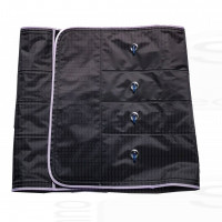 Fascia addominale addome pancia fianchi glutei per Presso massaggio trattamenti massaggi 126x41cm
