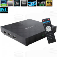 Measy B4A Pro mini pc player HdMi 4K Ultra HD Android Wifi 3D 3 Host Usb Lan SD