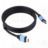 Cavo HDMI 2.0 1,5 metri audio video HD Full-HD 4K 3D 19pin standard maschio-maschio