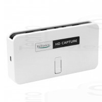 Video Capture Full-HD DVR Registrazione Audio/Video da Hdmi, Rca, Component, Mic