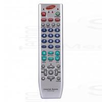 Telecomando universale programmabile clone 4 telecomandi con apprendimento learning per Tv Decoder Dvb-T2 Sat Dvd