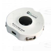 Sdoppiatore hub usb 4 porte usb2.0