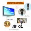 Protezione da Sovratensioni e Scariche di Fulmini per antenna tv decoder dvb-t mediacenter