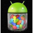 Android 4.1 operating system     As an open platform, Google android 4.1 operating system can supportto install all APP applications and high-speed transmission without any limitation. Full network connection make you can overlooking the latest global inf