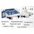 Biomag macchina per Ultrasuoni Magnetoterapia magneto-light Luce Pulsata per terapia ed estetica