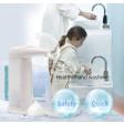 Dispenser erogatore automatico con sensore infrarosso uso intensivo capacità 400ml sapone liquido g&l media densità