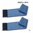 DOTAZIONE: 2 fasce elastiche da 100Cm con regolazione a strappo