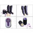 Pressoterapia massaggi gambe cosce polpacci piedi ritenzione idrica cellulite e cattiva circolazione
