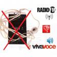 Metal AntJack antenna radio FM simula auricolare viva voce per Smartphone cellulari jack 3,5 mm metallo cromato