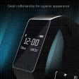 Auricolari bluetooth Orologio Sport contapassi distanza calorie battito cardiaco Universale colore nero