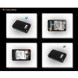 """Mediacenter box 2,5"""" sata HDMI 1080P, MKV, Host_Usb, sd, rca"""