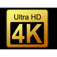 Support 4K super-hardware decoding   Support 2160p video decoding. It is four times clearer than the full HD 1080p movies. The visual effect which it brings will shock us