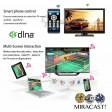 Miracast dlna connessione Tv per Smartphone Tablet Pc