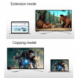Cavo collegamento HDMI 2.0 5 metri HD Full-HD 4K 19 pin standard High speed ethernet