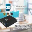 Mini PC kII Pro Android 5.1 S905 memoria 2 / 16GB con Ricevitore satellitare S2 e digitale terrestre HD 4K Videoregistratore