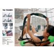 Tua Trainer con elettrostimolazione esercizi guidati per addominali fianchi tonificazione dimagrimento